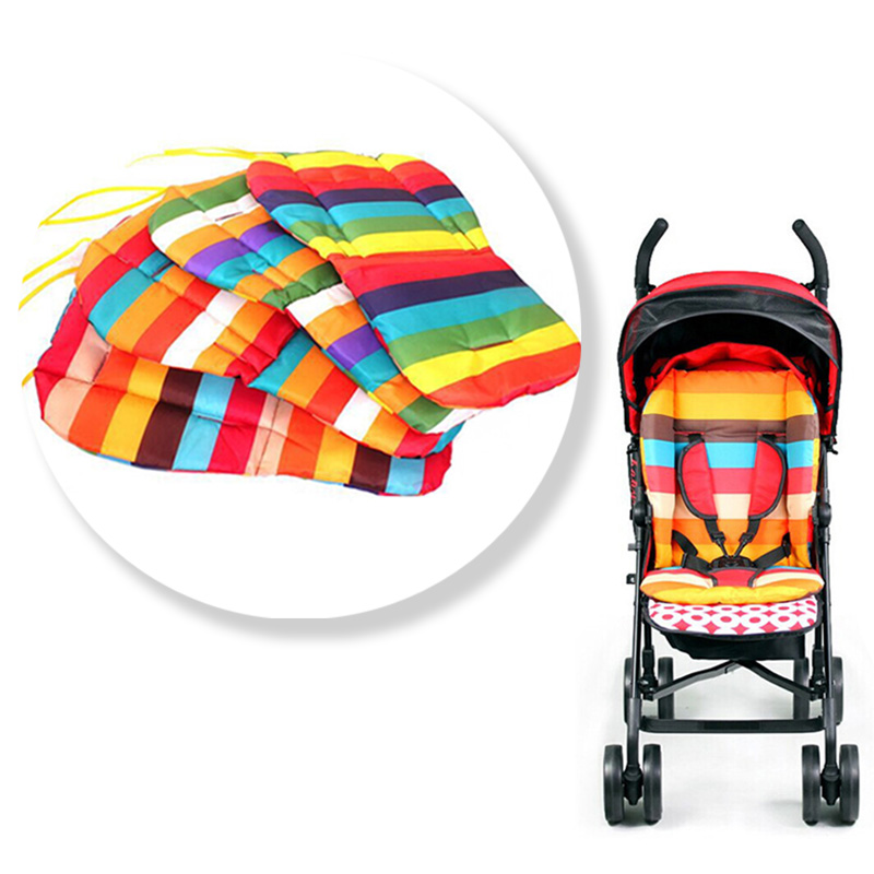 Stroller Liner Baby Car Seat Accessories Stroller Liners Comfortable Baby Stroller Cushion