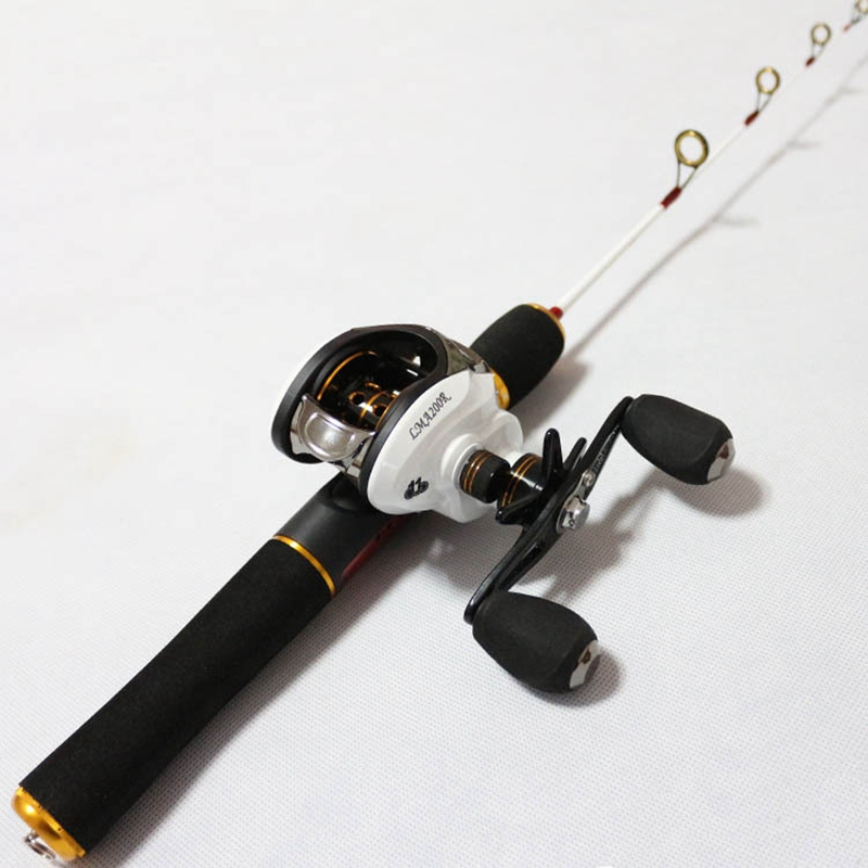 57cm ice fishing rod frp ice ice rod best ice fishing for Best ice fishing reel