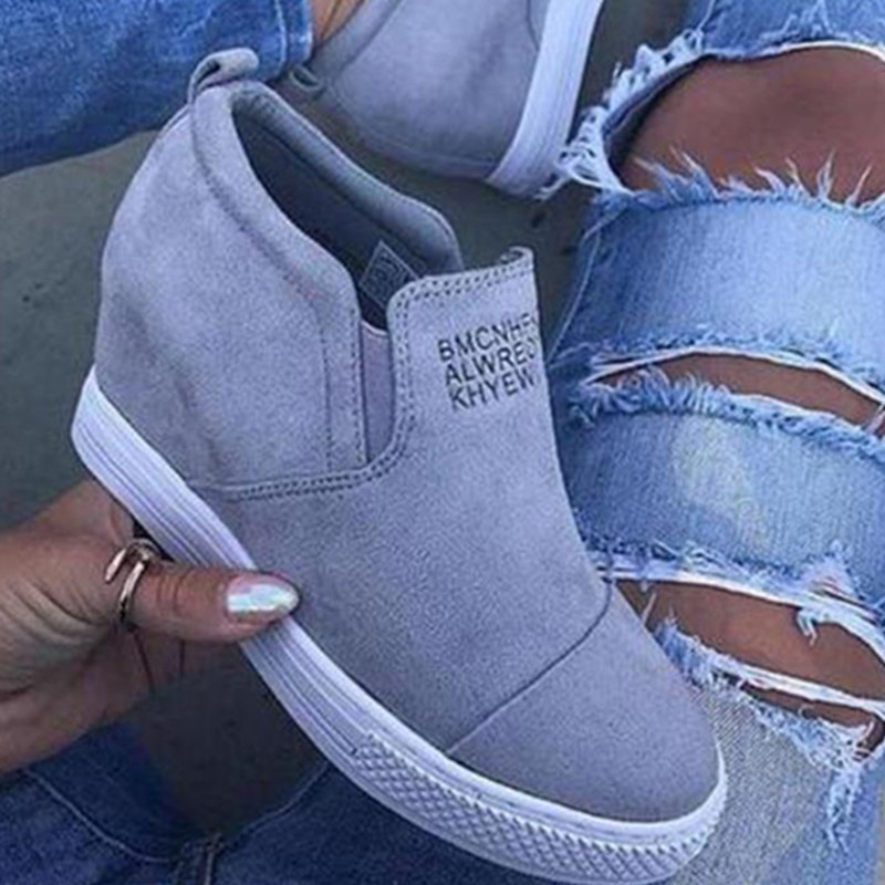 Women's Shoes Plus Size 35-43 Fashion Round Toe Ankle Boots Zip Lady Winter Boot Woman Shoes Black Brown Blue Sneakers Women women boots plus size 34 43 fashion round toe ankle boots zip lady winter boot woman shoes black brown blue sneakers women n229