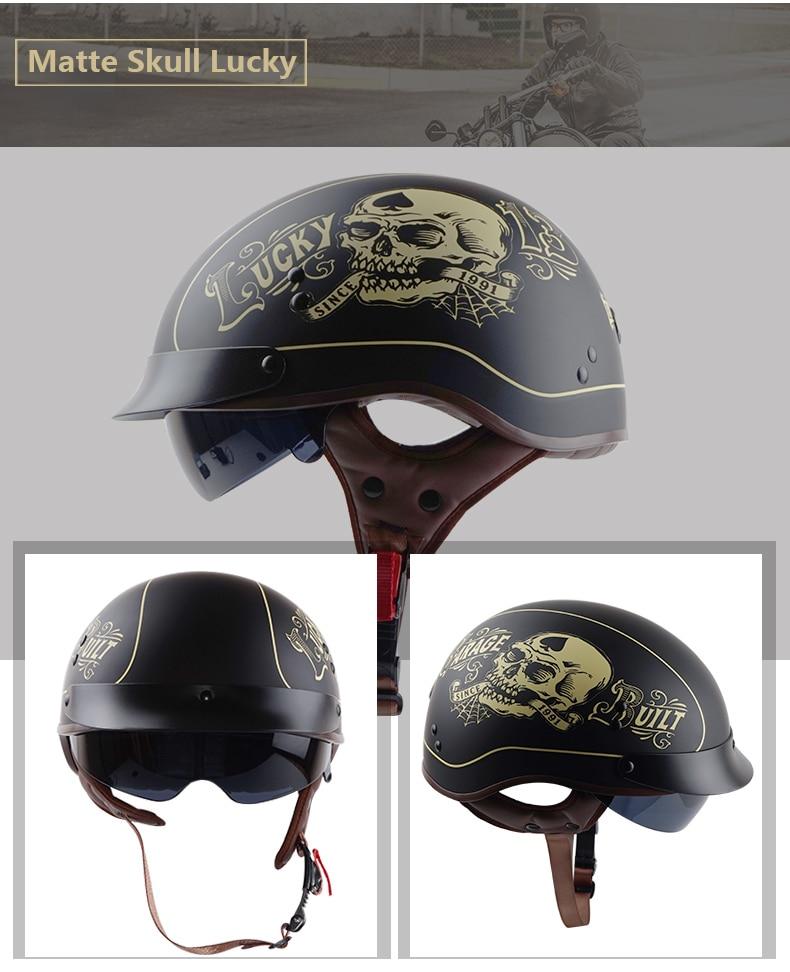 HTB1 linrKuSBuNjSsziq6zq8pXai casque biker americain TORQUE chopper moto certifié DOT