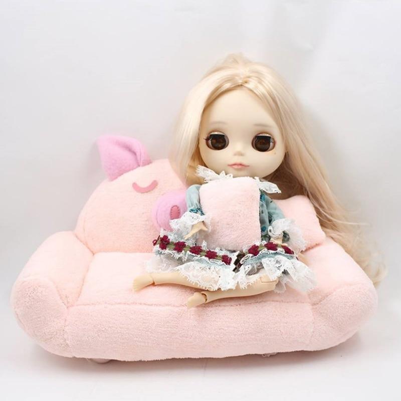 moveis brinquedo kawaii simulacao macia mini rosa 02