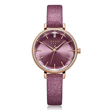 Nowy zegarek damski Julius japonia szkło kwarcowe Lady godziny modny zegarek bransoletka prawdziwe skórzane pudełko na prezent urodzinowy