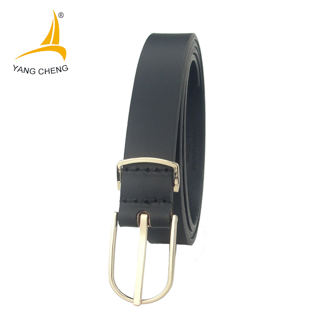 CNYANGCHENG 2cm black belts for women gold buckle ladies leather belt  fashion women belt leather women clothing belts 2017 e44decbb2e