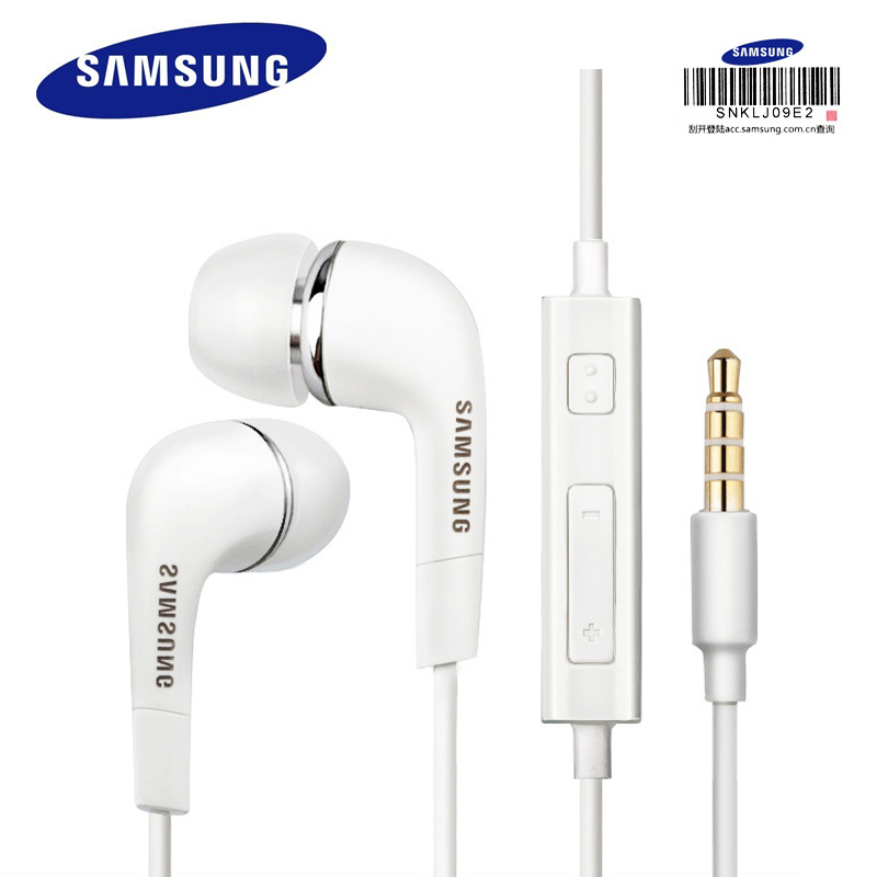 Samsung Earphone EHS64 Headsets Wired With Microphone Genuine For Samsung S3 S4 S7 S8 S8+  S9 S9+ For Android Ios Phones
