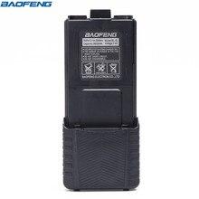 Оригинал BAOFENG UV-5R BL-5L 7,4 V 3800 mAh Li-Ion Батарея для Baofeng Walkie Talkie UV5R УФ 5R серии двухстороннее радио (черный/Камуфляж)