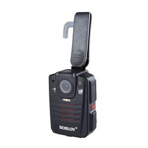 Image 3 - BOBLOV HD66 07 Body Police Video Camera 2 Batteries DVR 64GB Law Enforcement Cam 16X digital zoom 170° Wide Angle Pocket Camera