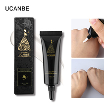 UCANBE Brand Base Eyeshadow Primer Cream Makeup Full Coverage Flawless Concealer Long Lasting Anti-sweat Eye Shadow Foundation