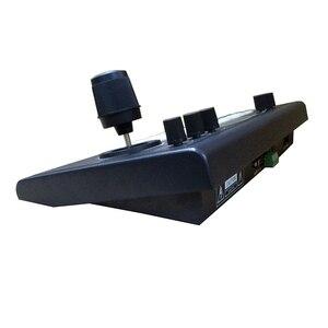 Image 5 - Profesyonel PelcoD Visca Onvif 3D Joystick IP PTZ Klavye Denetleyici RS485 RS232 için Video Konferans PTZ Kamera