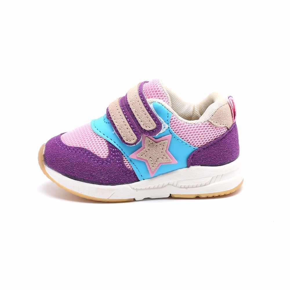 KINE PANDA/детская обувь; мягкая детская обувь для первого шага; обувь для маленьких девочек и мальчиков; детская беговая Обувь для детей 1, 2, 3, 4 лет