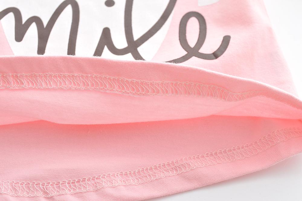 HTB1 lmSy3mTBuNjy1Xbq6yMrVXaH - 2019 Autumn Style Baby Girls Clothes Fashion Cotton Baby Girl Clothing Set Casual Letter T-shirt+ Pants+ Headband 3pcs Sets