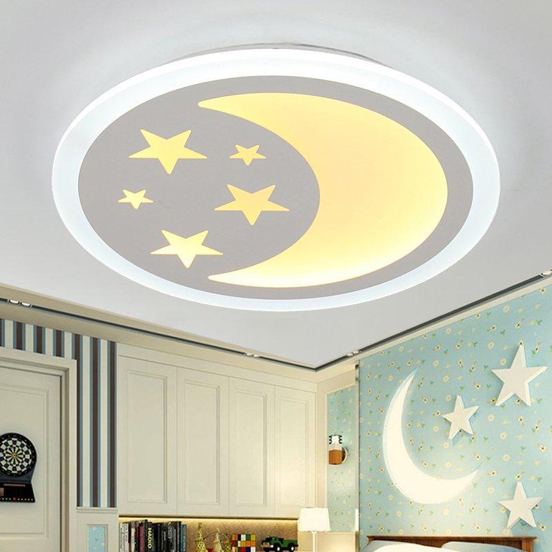Kinder Lampe Schlafzimmer Deckenleuchten Dnn Drei Farbe Deckenleuchte Kreative Moderne Dimmen Warme Studie Kinderzimmer Lampen