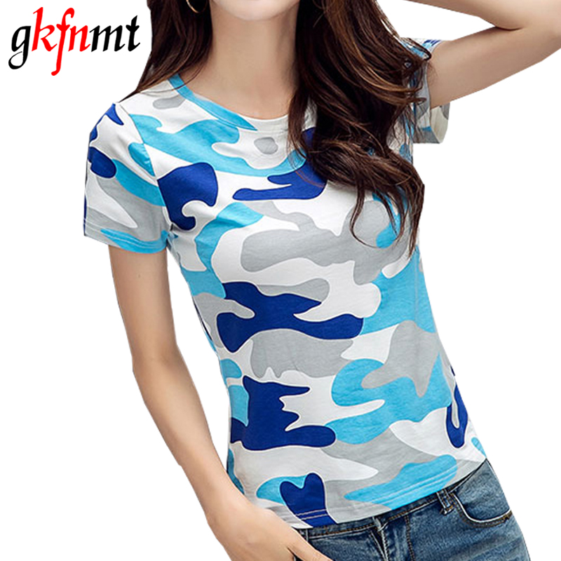 t shirt women camouflage print short sleeve tee shirt. Black Bedroom Furniture Sets. Home Design Ideas