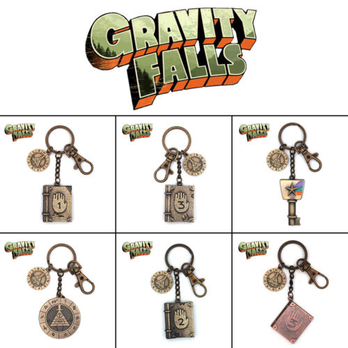 Home Official Website Wellcomics Anime Gravity Falls Dipper Pines Mabel Pines Symbol Metal Handmade Pendant Necklace Chain Ornament Cosplay Collection Terrific Value