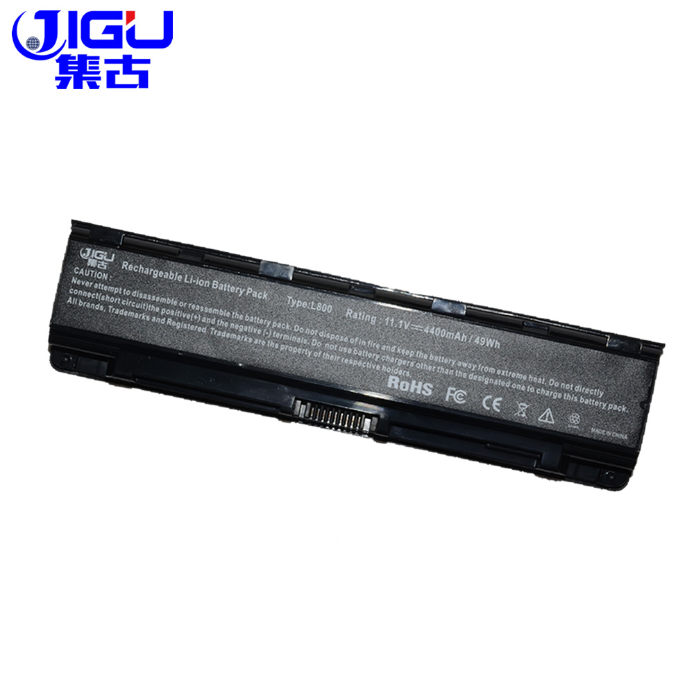 JIGU PA5108U-1BRS Laptop Battery For <font><b>Toshiba</b></font> For <font><b>Satellite</b></font> M805 L875 S845 M800 S850 L875D <font><b>M840</b></font> P850 Series S70-A PRO C50A C800 image