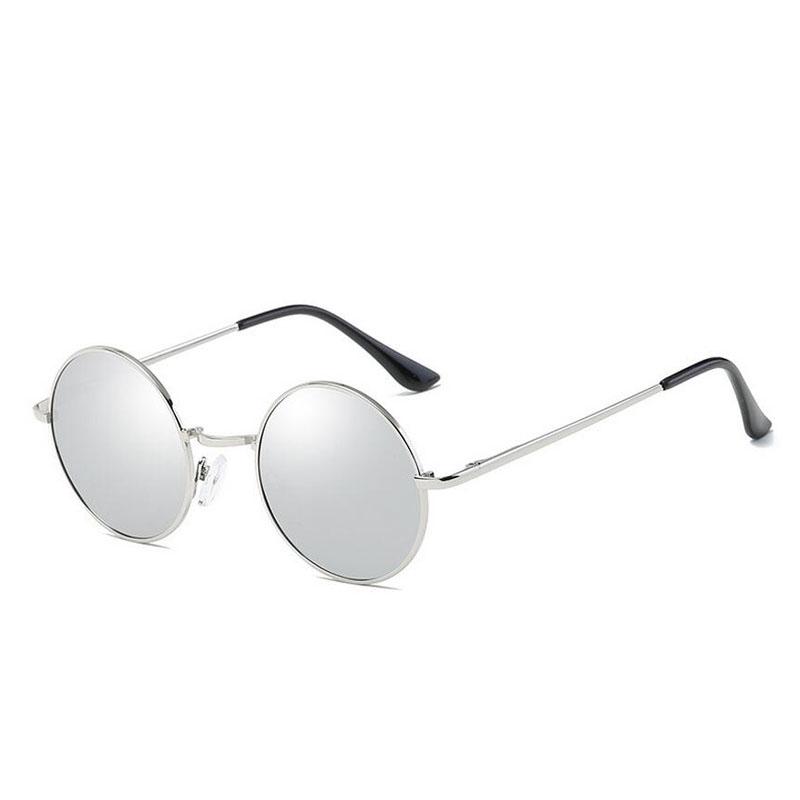 HTB1 lnadcjI8KJjSsppq6xbyVXab - FREE SHIPPING Polarized sunglasses vintage sunglass round sunglasses Black Lens JKP412