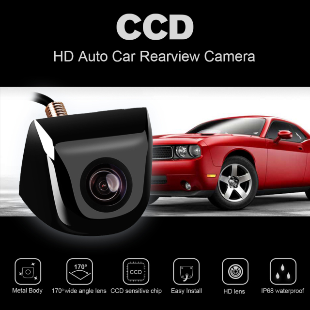 Metal Car Rear View Camera
