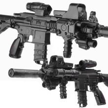 1/6 Toy Simulation Gun Model Assembled Military Arms 98K Sniper Rifle Collectibles Decoration Model Building Kits Toys for Boy
