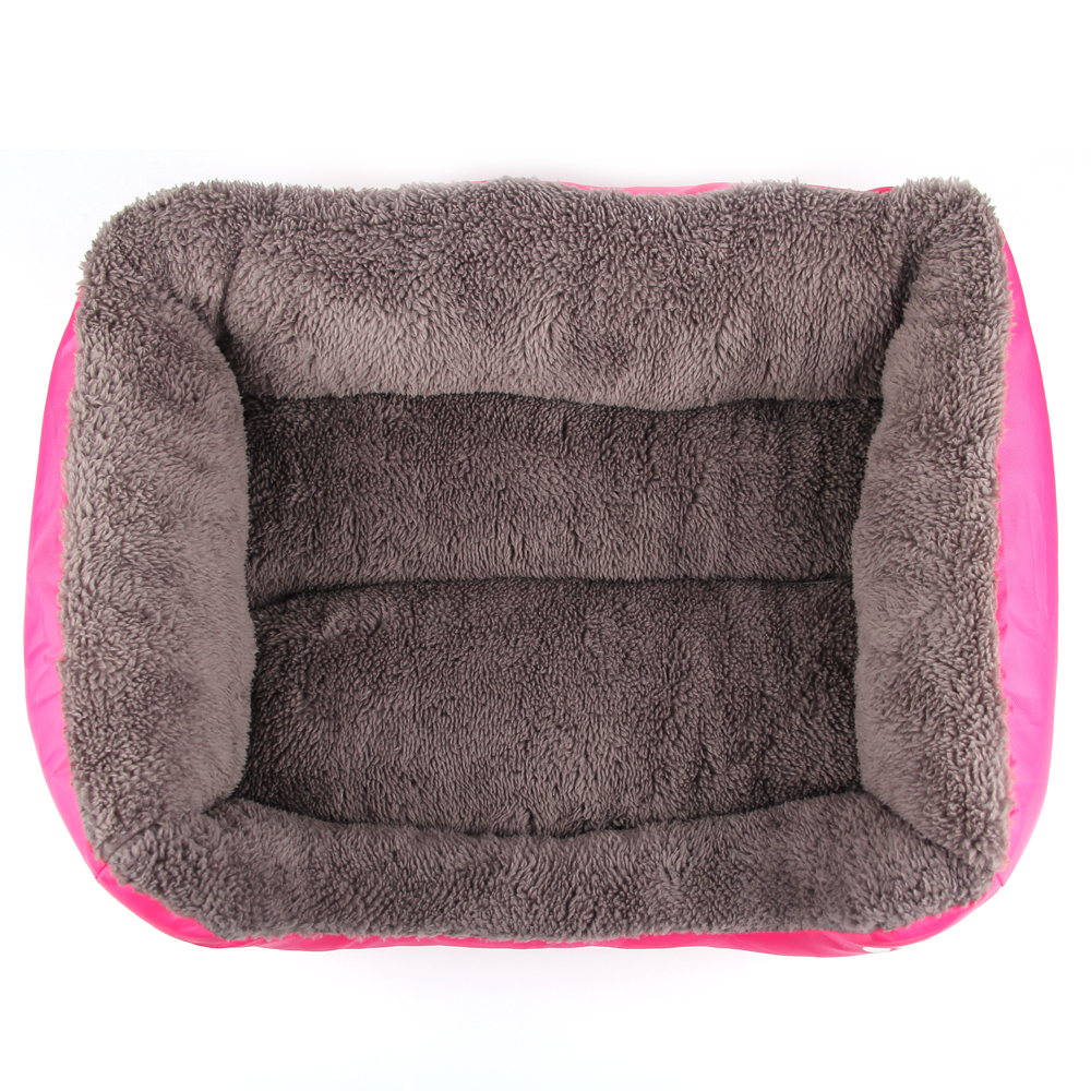 Soft Cozy Fabric Dog Bedding