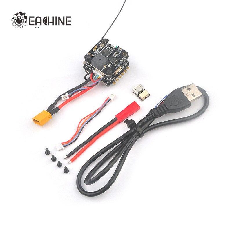 Édition spéciale Eachine Minicube Flytower 20x20mm Compatible pour Frsky pour Flysky pour DSM RX Récepteur F3 Vol contrôleur ESC