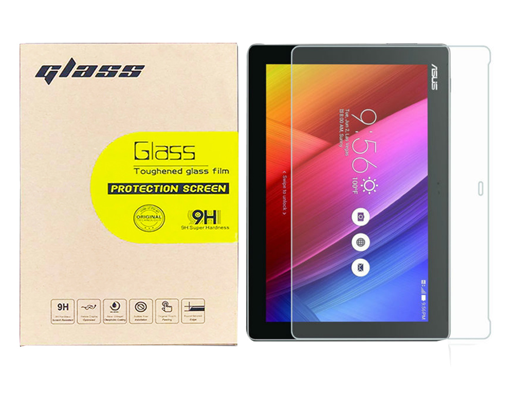 bilder für 0,3mm 2.5D 9 H Klar Premium-ausgeglichenes glas-schirm-schutz Für Asus Zenpad 10 Z300M Z300C Z300CG Z300CL 10,1 zoll Tabletten Film