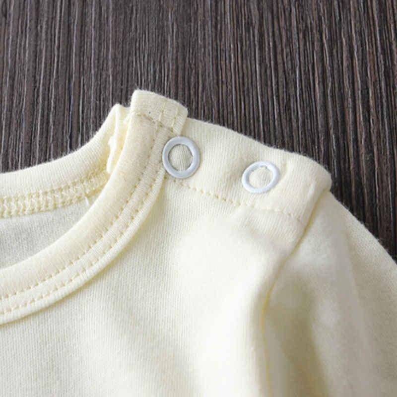 Розничная продажа, стильная осенняя одежда для маленьких девочек и мальчиков с героями мультфильмов, боди для новорожденных, Ropa, боди для малышей, боди с длинными рукавами для малышей 6-18 месяцев