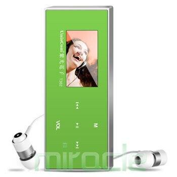 Reproductores de MP3 8G cintas radio FM, variable velocidad de respuesta de lectura, letras sincronizadas con función de grabación de radio