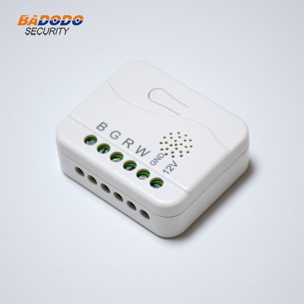 TKBHOME Z wave Plus TZ77 insert RGB Dimmer switch Module EU868 42MHz AU921 42MHz US908 42MHz