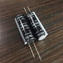 2 шт 150 мкФ 450V Rubycon TXW серия 18x45 мм Высокое качество 450V150uF алюминиевый электролитический конденсатор