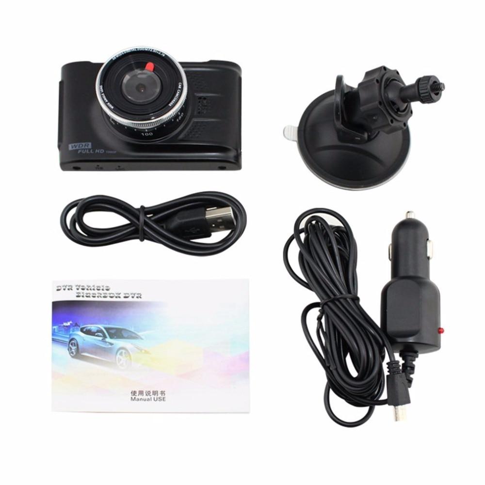 3 Full HD 1080P Car DVR CCTV Dash Camera 170 Degree Wide Angle Lens G-Sensor Vehicle Vid ...