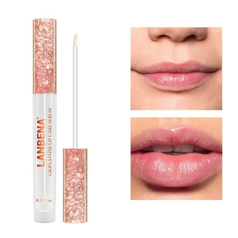 Effective Lip Care Serum Lip Plumper Repairing Reduce Lip Mask Fine Lines Increase Moisturizing Lip Elasticity Beauty