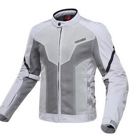 цена 2016 New D-183PRO Summer DUHAN Motorcycle racing suit Moto riding reflective safety jacke Pull Drop motorbike Cycling clothing