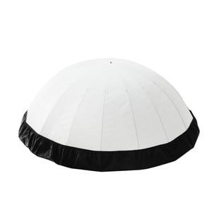 Image 4 - Prêt Stock 105cm 41 pouces Flash Speedlite diffuseur Softbox réflecteur parabolique parapluie noir couverture tissu
