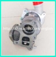 Elektrische 4D56 Motorteile TD04 Turbo Kits 49177-01515 für Mitsubishi