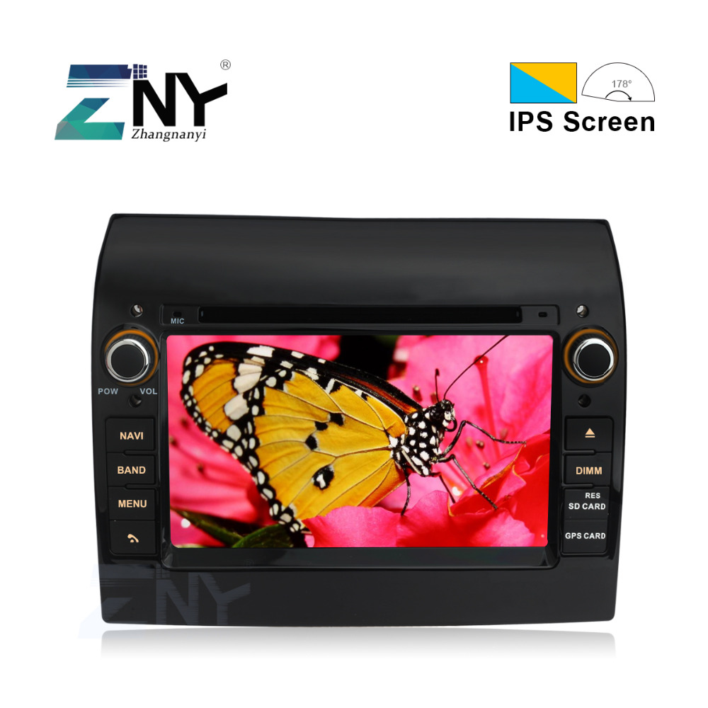 In Stock New Android 8.0 Car Stereo For Ducato Jumper Boxer GPS Navigation 1 Din 7 IPS Screen Auto Radio DVD Backup CAM TDA7851