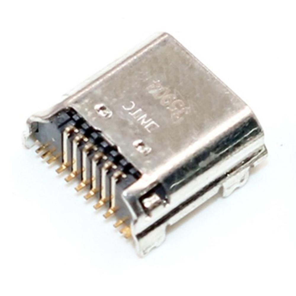10pcs/lot USB Charging Connector Charge Port Dock Socket Jack For Samsung Galaxy Tab 3 7.0 I9200 I9202 P5200 T211 T210 T230 T231