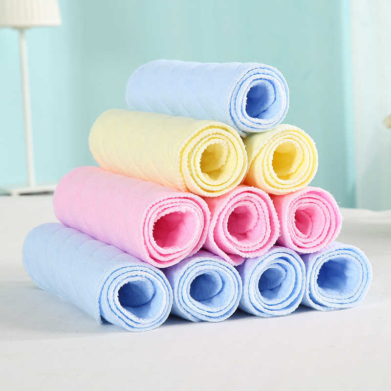 Nuevo reutilizable y de fácil uso, suave y transpirable bebé moderno de pañal de tela pañal camisas de 3 capas mejor oferta pañal 1 piezas