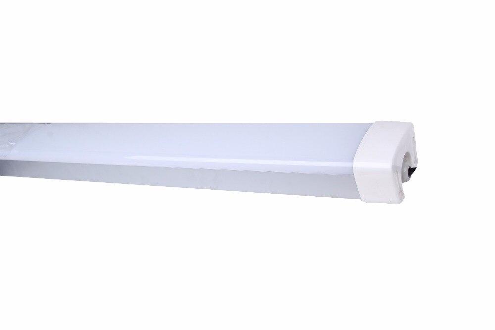 6 Pack Led Tri-preuve lumière 2FT 600mm 3FT 900mm 30 W 40 W lampe extérieure haute luminosité remplacer la lumière fluorescente AC100-277V - 2