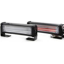 2 pcs 40 W COB LED Strobe Flash Spia Car di Controllo Remoto 8 Modalità di Styling Fireman Polizia Stradale Di Emergenza lampada Della nebbia