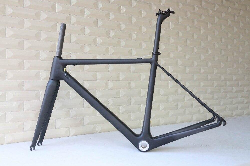 Супер светильник без налога карбоновая рама для дорожного велосипеда, китайская карбоновая рама для велосипеда, карбоновая рама T1000, карбон