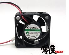 Оригинальный Sunon HA40201V4-000U-999 40*40*20 12 V 0,6 W 2 проводное Охлаждение вентилятором