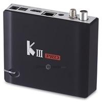 MECOOL KIII Pro Smart Android TV Box DVB T2 S2 3G 16G Amlogic S912 Octa Core