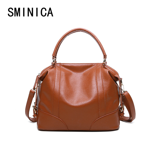 9aa2ae5d069 casual women handbags leather famous brands Top-Handle messenger bags  Fashion Ladies Shoulder Totes Bag