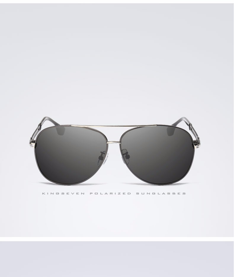 2017 Retro Quality Brand Original Sunglasses Men Polarized Lens Vintage Eyewear Accessories Gold Sun Glasses Oculos For Men 6