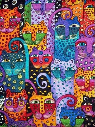 Arte diy 5d diamante mosaico de ojos azules gatos pintura diamante - Artes, artesanía y costura