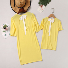summer beach dress mother and daughter clothes family baby fashion 2019 summer family clothing mom dresses girl boss red summer brand rose flower mom baby girl holiday dress family look clothes bride evening party dress mother daughter beach dresses