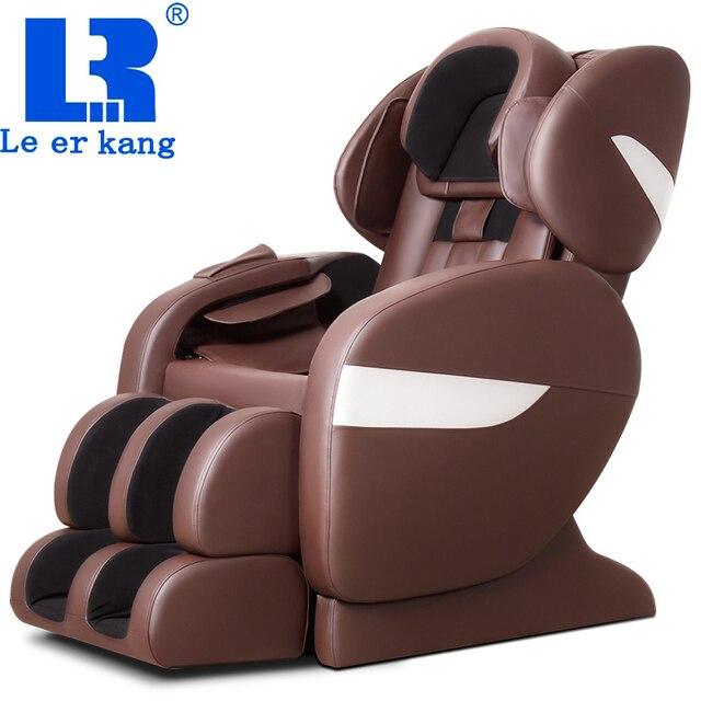 LEK 988A массажное кресло Электрический массажер для всего тела спа-педикюрные кресла забота о здоровье расслабляющее физиотерапевтическое оборудование