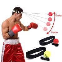 Kampf Ball Lomachenko Stanzen Ball Boxing Ausrüstung Ausbildung Gerät Muay Thai Boxing Trainer Zubehör Geschwindigkeit Schnelle Ball Gym