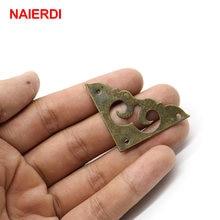 10 шт декоративные бронзовые уголки для украшений naierdi