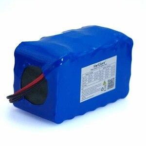 Image 2 - 24V 8 Ah 7S4P 18650 batterie au Lithium batterie 29.4 v vélo électrique cyclomoteur/électrique/Lithium ion batterie avec BMS + chargeur