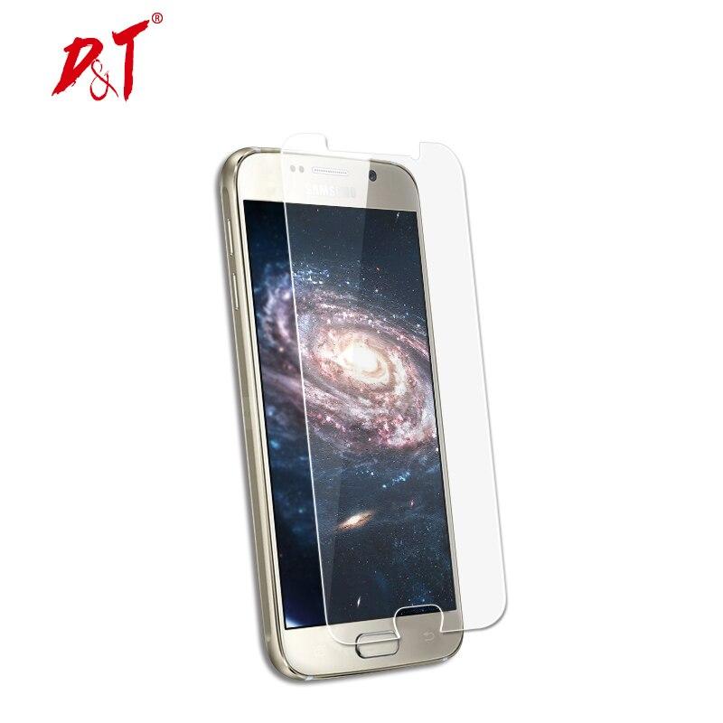 9H Premium Tempered Glass Film For Samsung galaxy S3mini S4mini S5mini S3 S4 S5 S6 Screen Protector protective film +Clean tools